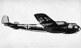 Photo:An example of the  Dornier 217